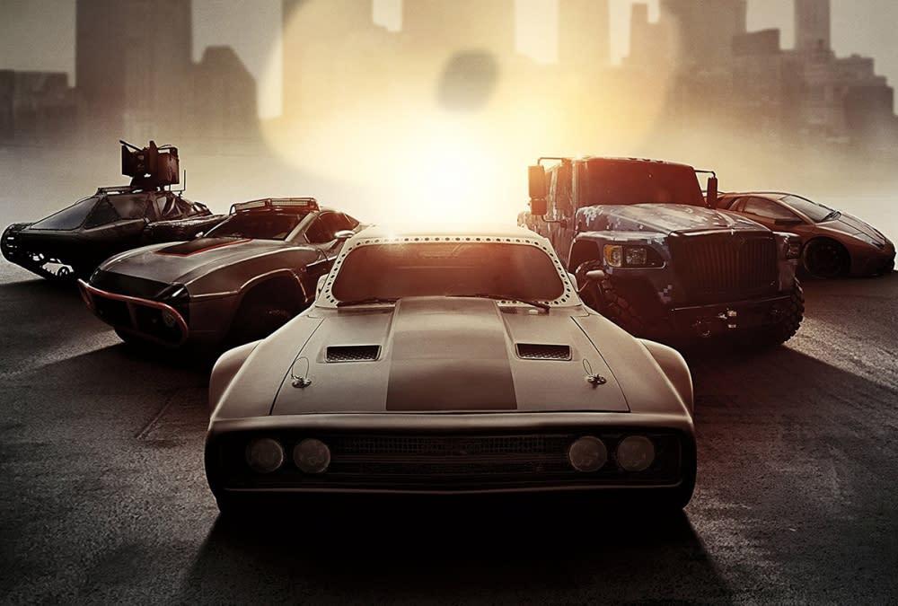 【電影車款】《玩命關頭8》重點車款介紹