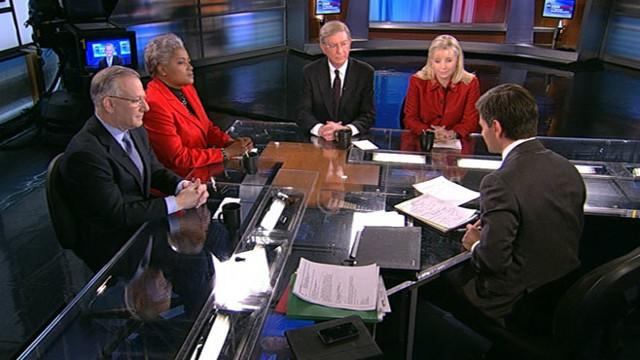 Roundtable: Santorum Sweep
