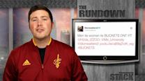 The STACK Rundown // A Release Date For the Kyrie 2, Dion Waiters Has a Tough Week, and Alex Poythress Gets His Teeth Stuck in the Net