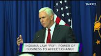 Message from Indiana:  The power of business to change America