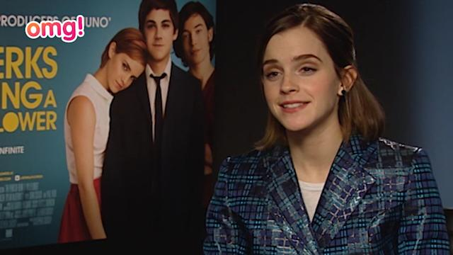Emma Watson reveals her latest movie kept her in acting