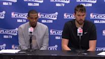 Press Pass: Conley and Gasol
