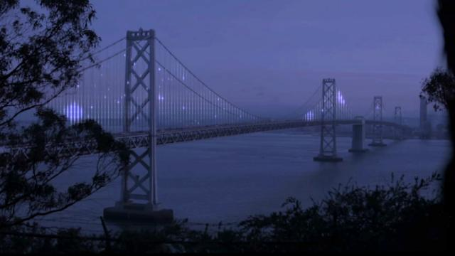 LED Technology Lights Up San Fran Bay Bridge: Is Your House Next?