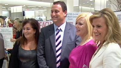 Saks Fifth Avenue Helps Kristin Hoke Breast Health Program