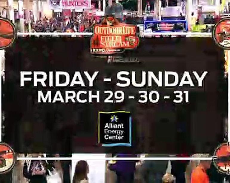 Wisconsin Outdoor Life Field & Stream Expo - March 29-31, 2019 [Video]