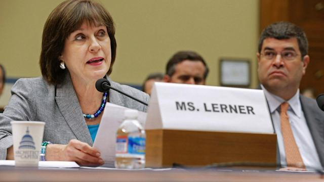 FORMER IRS HEAD IN CONTEMPT OF CONGRESS
