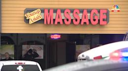 8 dead in Atlanta-area massage parlor shootings, suspect arrested
