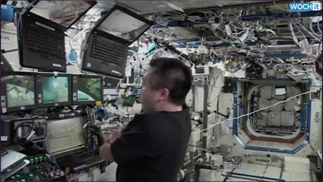 Astronauts Complete Repairs To Space Station
