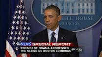 Obama: 'We will find out who did this'
