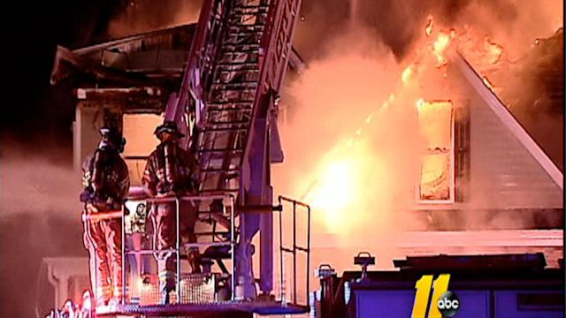 Fire breaks out at home twice in 24 hours