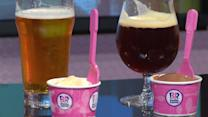 Beer and Ice Cream Pairings for Father's Day