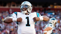 Cam Newton competes with Kaepernick, Russell