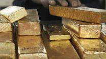 Gold Price Can't Get Lift From Ukraine and Russia Crisis