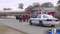 Keystone pipeline protest ends with arrest of two