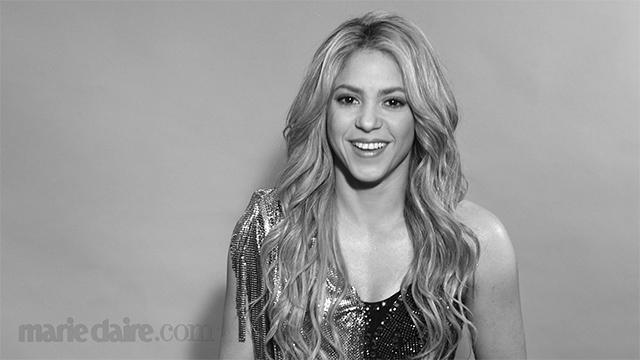 Shakira on How They're Changing the World 2014