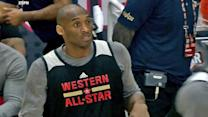 NBA All-Star Game Will Feature Retiring Kobe Bryant, Stephen Curry
