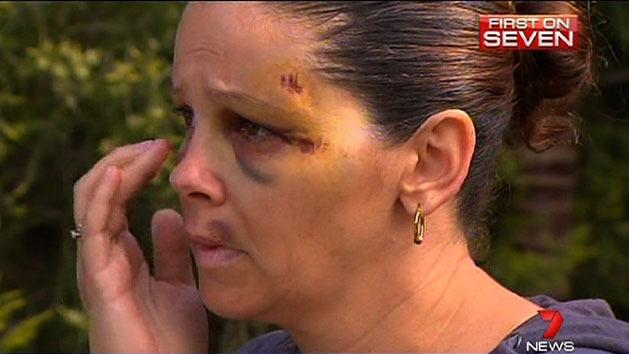 Call to catch road rage attacker