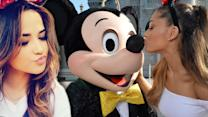 14 Celebs that Love Disneyland