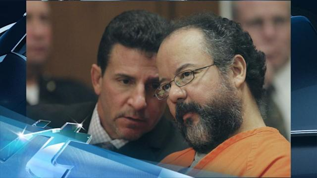 Breaking News Headlines: Cleveland Kidnapper's Abuse Aired at Sentencing