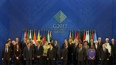 Raw Video: G20 Focused on Job Creation