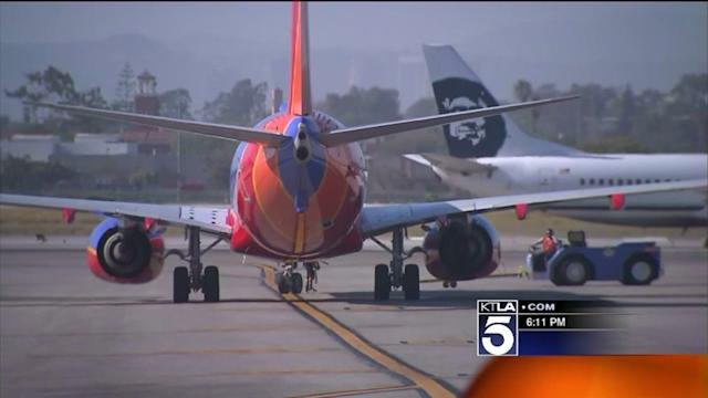 FAA: `Technical Issues` Temporarily Ground Flights at SoCal Airports