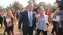 Australians vote in key federal election