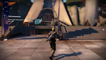 Destiny | Public Alpha Hub Gameplay