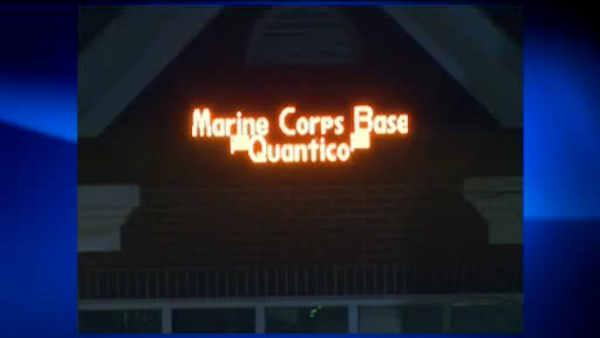 3 Marines killed in Quantico shooting