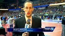 State Wrestling: 3A and 1A Semifinal Highlights