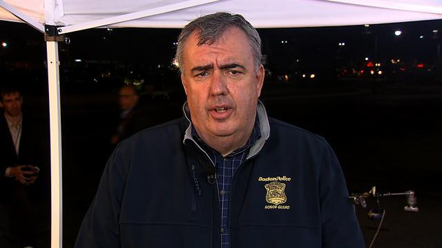 Boston PD commissioner on capture, condition of bombing suspect