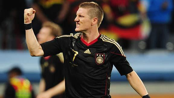 Schweinsteiger best player at World Cup?