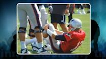 Tom Brady's Injury Brings Scare to New England