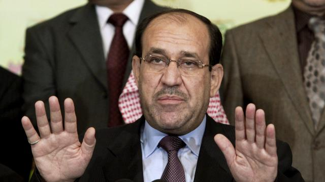 Nouri al-Maliki resigns as Iraq PM