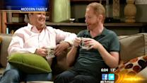 Jesse Tyler Ferguson in Chicago to support same sex marriage bill