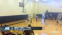 Brittney Tyre 7th Grade Varsity Highlights