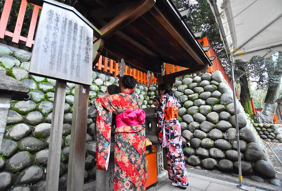京都景點推薦 伏見稻荷神社 鳥居 怎麼去16