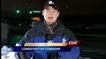 PennDOT crews working overnight to clear roads
