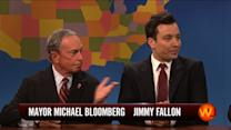 Weekend Update: Jimmy and Mayor Bloomberg