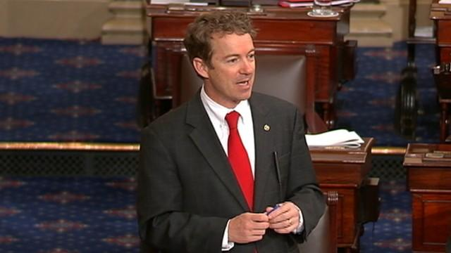 Rand Paul Filibuster in 3 Minutes