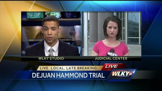Trial underway for man accused in woman's slaying