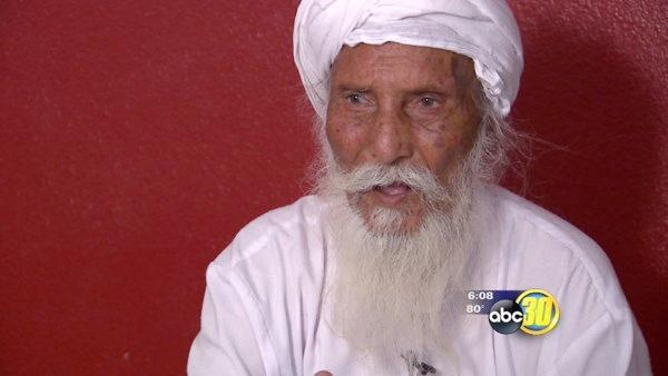 Fresno Sikh man who was beaten shares his story