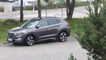 海外新車試駕-Hyundai Tucson 紐柏林北賽道試