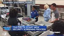 TSA/Delta debut new security screening