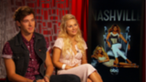 Sam Palladio and Clare Bowen Talk Nailing Their Nashville Accents