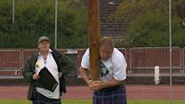 Raw: Scots Hold Highland Games Ahead of Vote