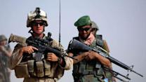 NATO: Risk to troops in Afghanistan decreasing
