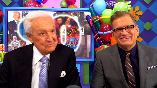 Bob Barker makes 90th birthday appearance on