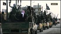 In Iraq, Sunni Militants Press On Toward Baghdad