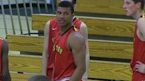 Max Redfield basketball highlights