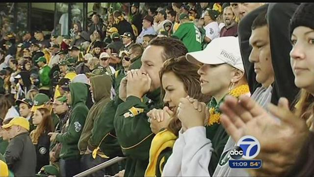 Fans upset at A's loss, but proud of their team